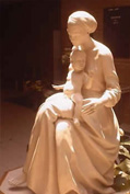 Statue of our Blessed Mother